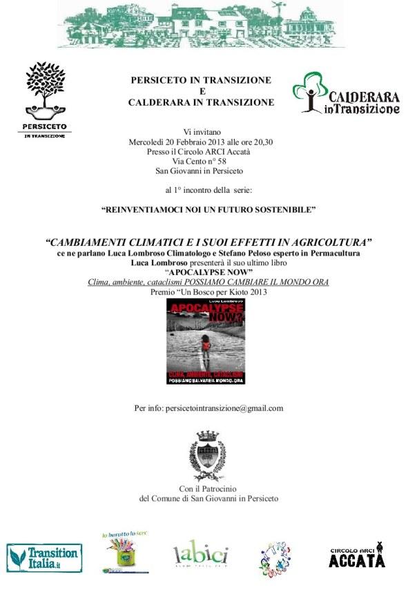 volantino 1 solo 20 febbraio CLIMA (1)